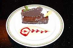 ハイピリオンラウンジ・ハロウィーンケーキ