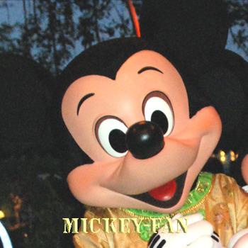HKDL Mickey