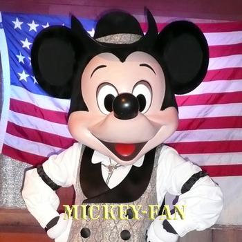 paris mickey