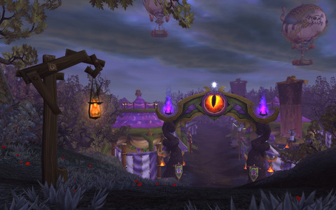 Darkmoon faire