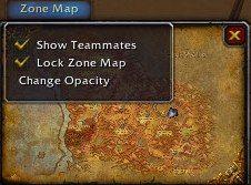 MapOptions