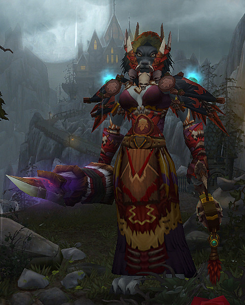 Voodoo Chanter Transmog