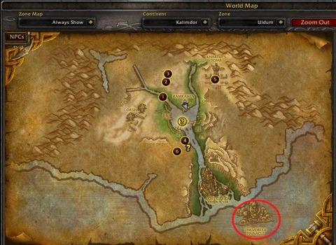 VP Map