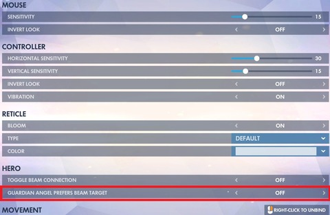 Mercy Options