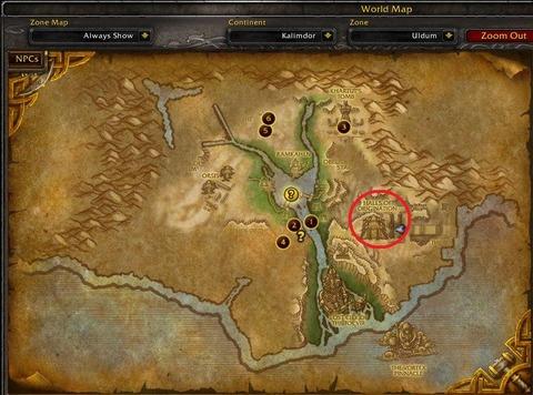 HoO Map