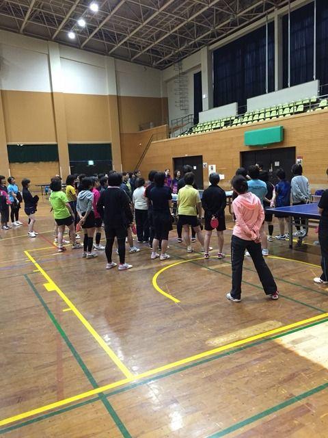 滝野川 卓球の学校