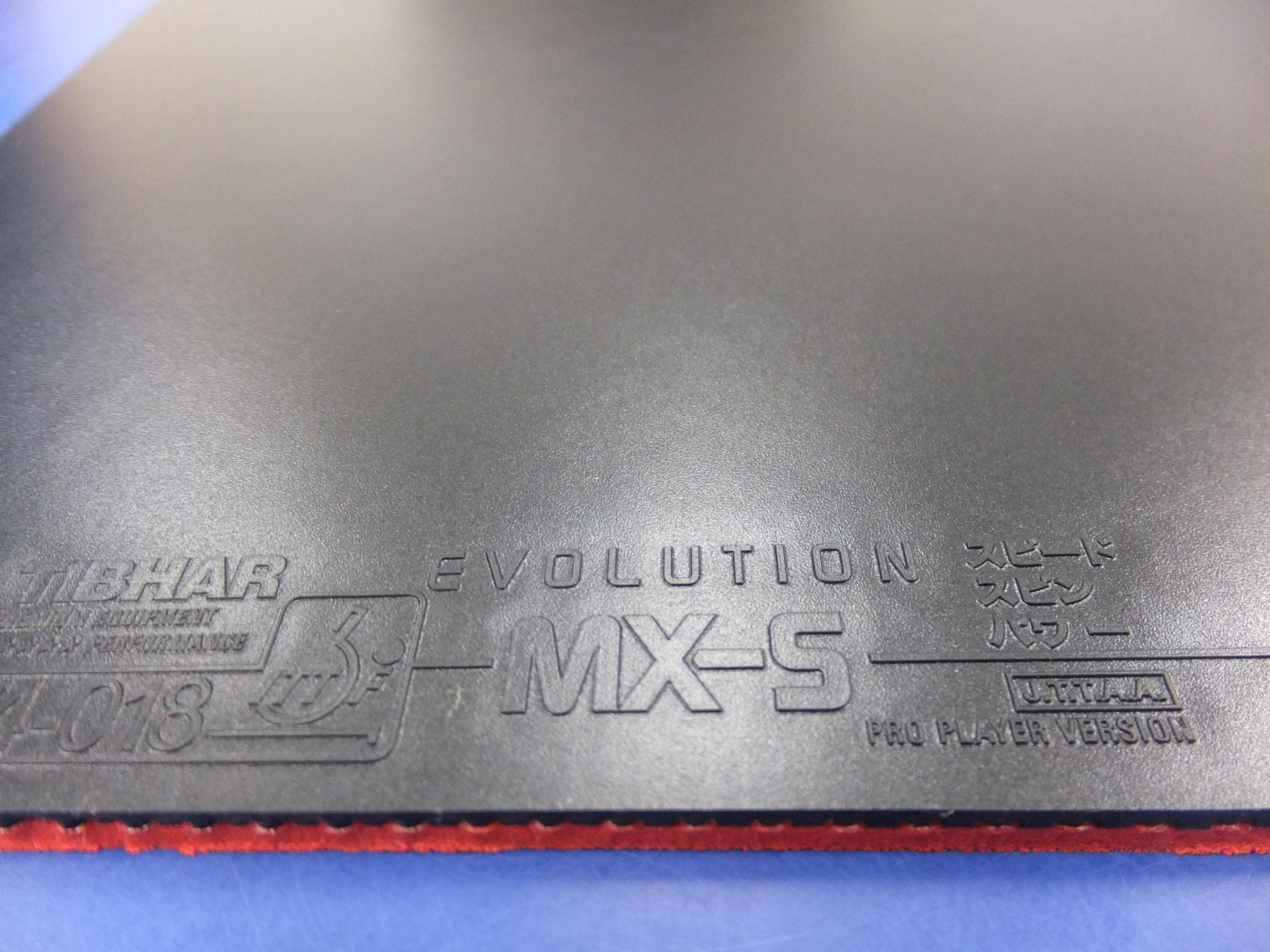 【ぐっちぃ】最新ドイツ製ラバー対決!エボリューションmx Sとファスタークp 1を簡単に比較してみました