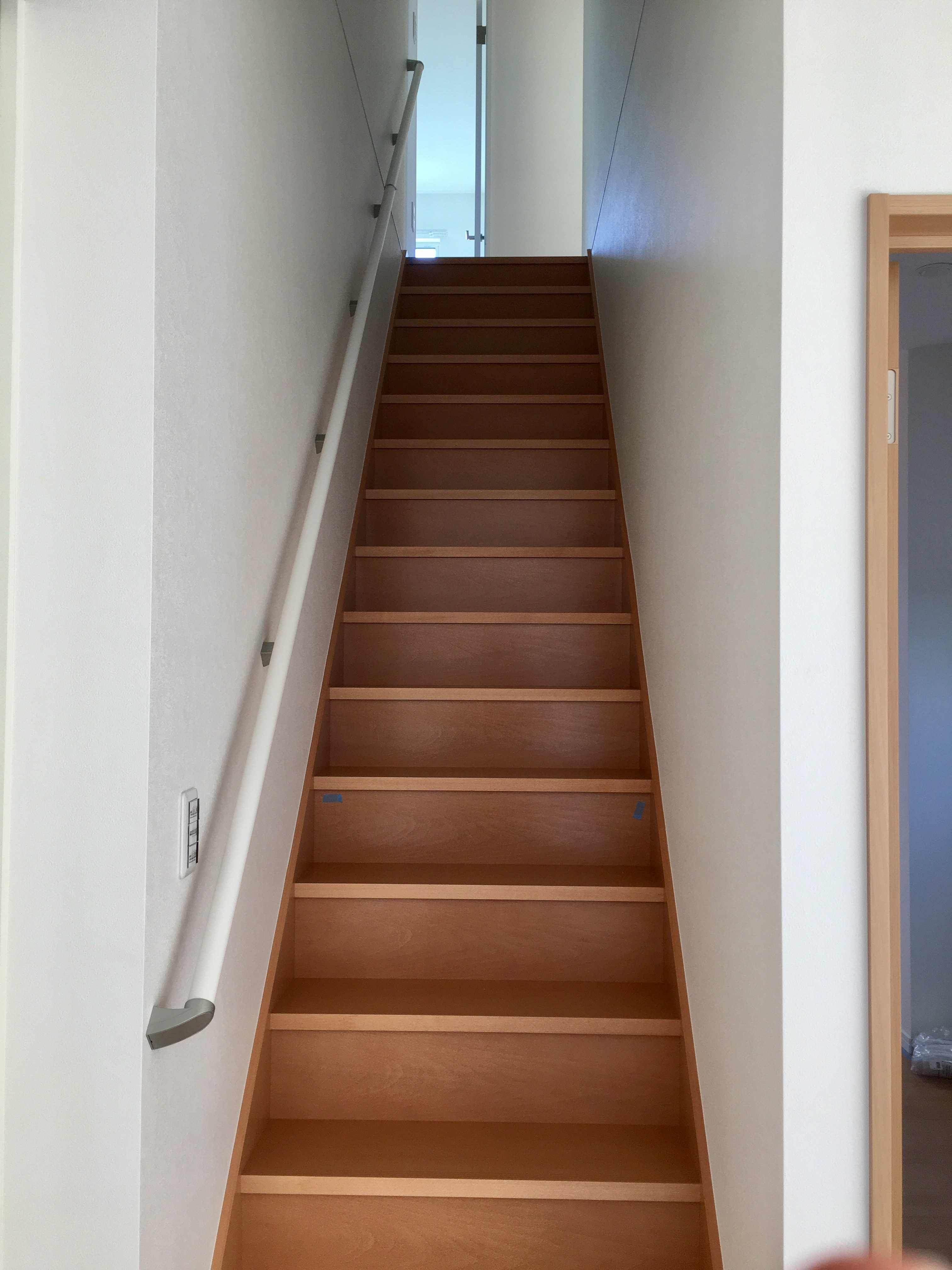 イップス 階段