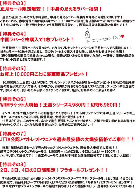 2015年正月DMページ3