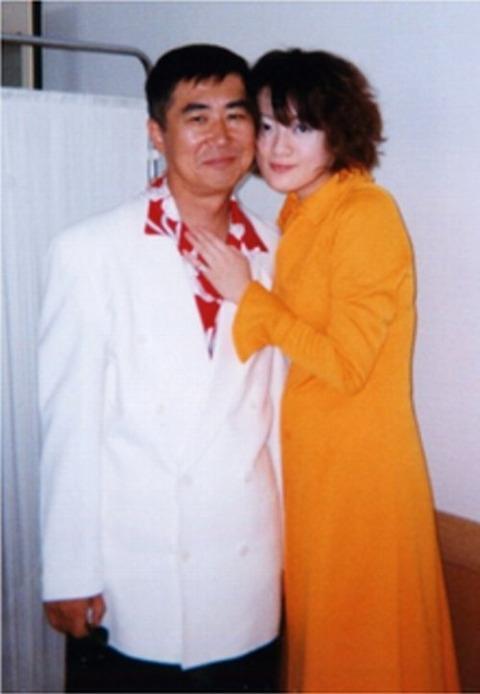 桂文枝白スーツs