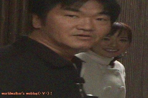 島田紳助と皆藤愛子(大)ww