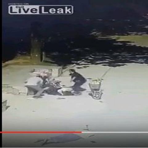 中国人ドライバー賠償金請求恐れ路上の被害者2人をハンマーで撲殺02