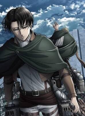 DVD『TVアニメ「進撃の巨人」 Season3 第6巻 』
