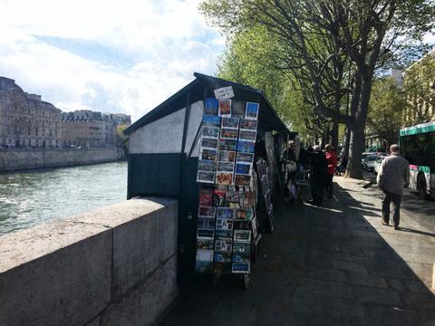 【23日目】本とパンとカフェの旅 in パリ(books編)