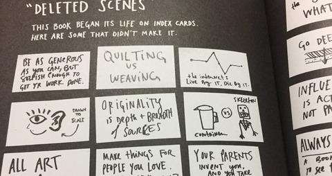 インデックス・カードを使って小説を書く方法8