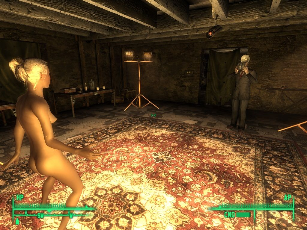Fallout3/NV : Quest MODs	  Quo Vagis: Fallout 3	コメント