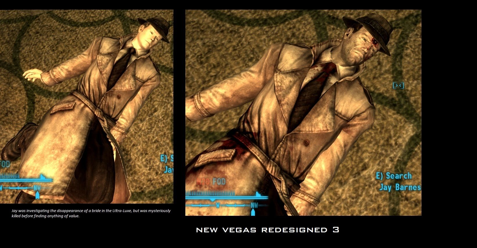 New Vegas Redesigned 3 : Fallout NewVegas : Fallout3/NV