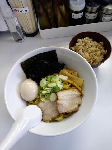 三代目麺屋 小松家07