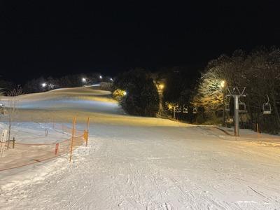 2010年1月12日雫石スキー場