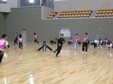 小学生ハンド3(おにごっこ)