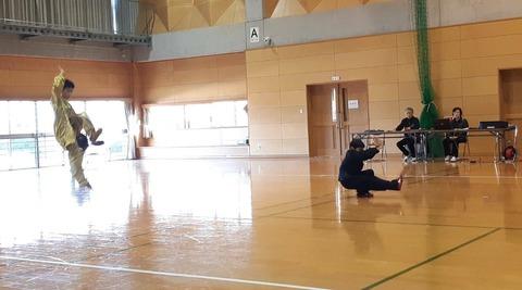 県予選会男子Jr太極拳2演武_R1.12.16