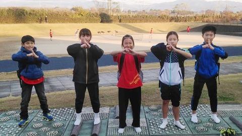 県予選会Jr選手達_R1.12.16