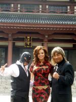 WWE 増上寺