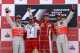 wwe F1 イギリス表彰台