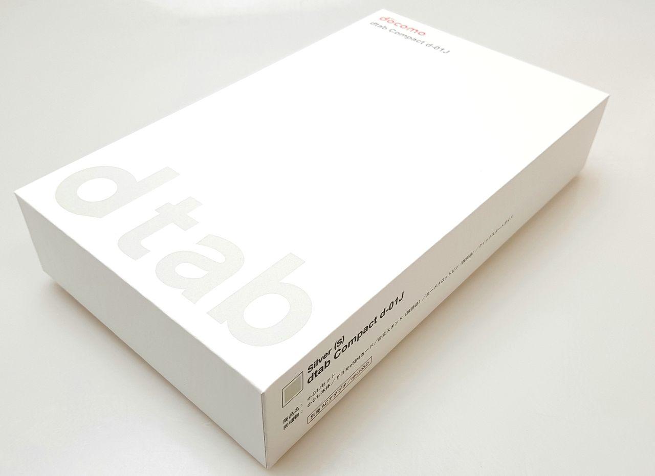 dtab Compact d-01J