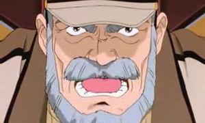 タシロ艦長