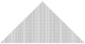 回文素数のピラミッド