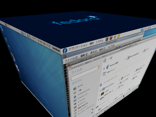 Screenshot-compiz-fusion-3D-Desktop