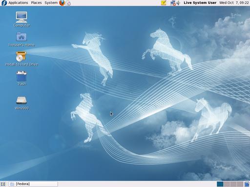 Fedora12-4-horse