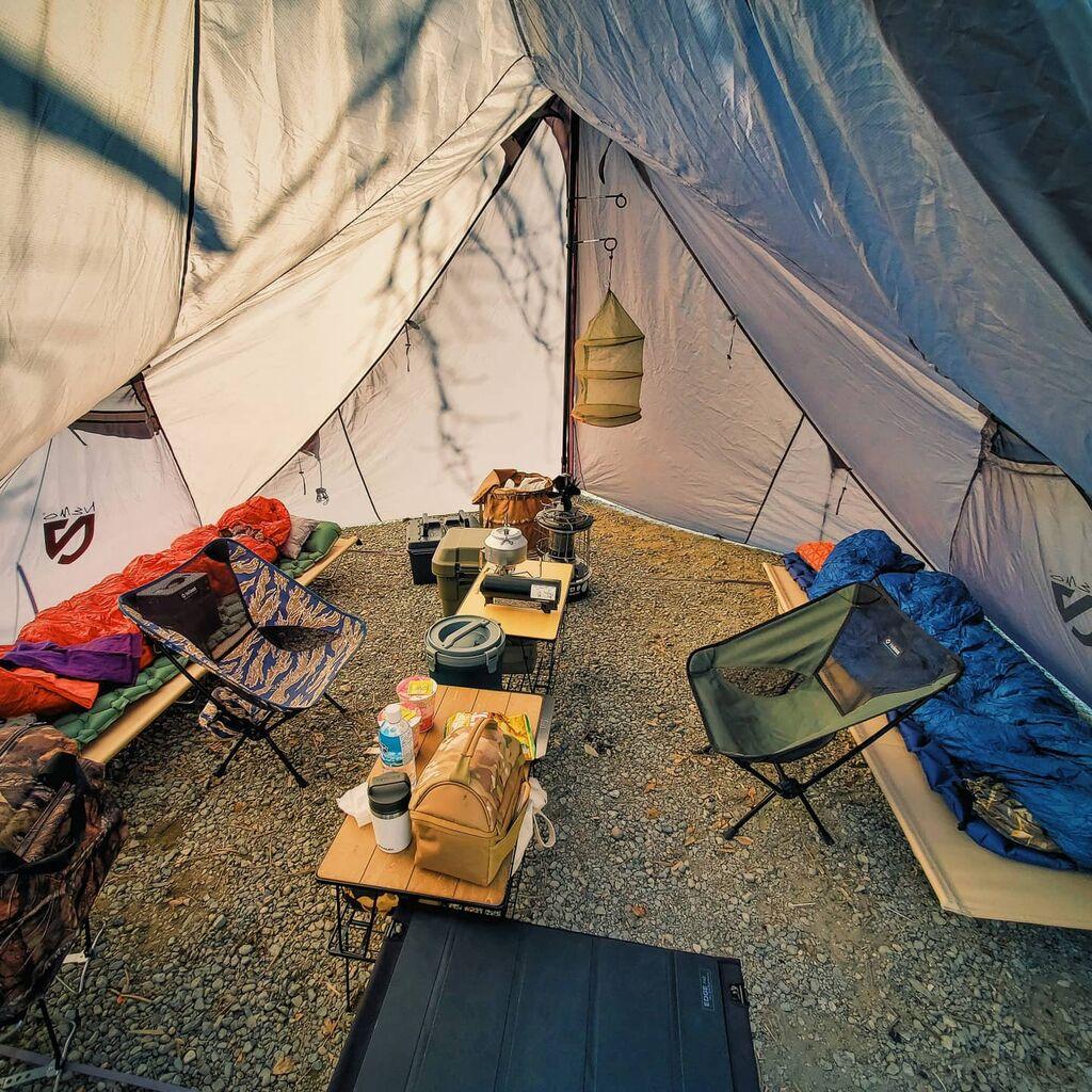 キャンプ ソロ 物語 世にも な 奇妙