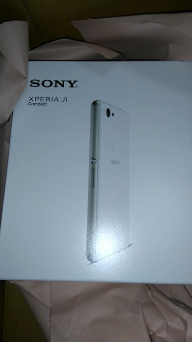 【D5788】Xperia J1 Compact お出迎え&root化