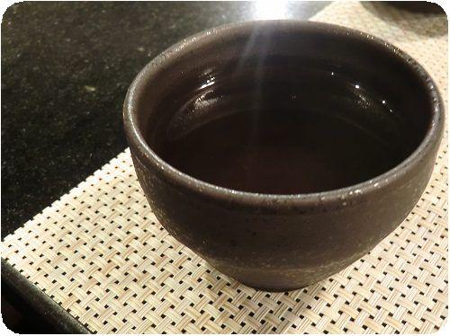 お魚と肉 こだわり居酒屋 だい∥温かいお茶を出してくださった。∥ (14)