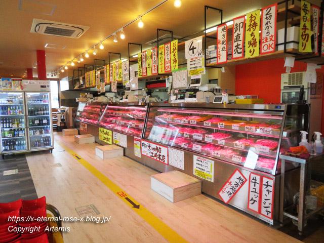 21.7.22 肉のサトウ商店 江崎本店  (5)