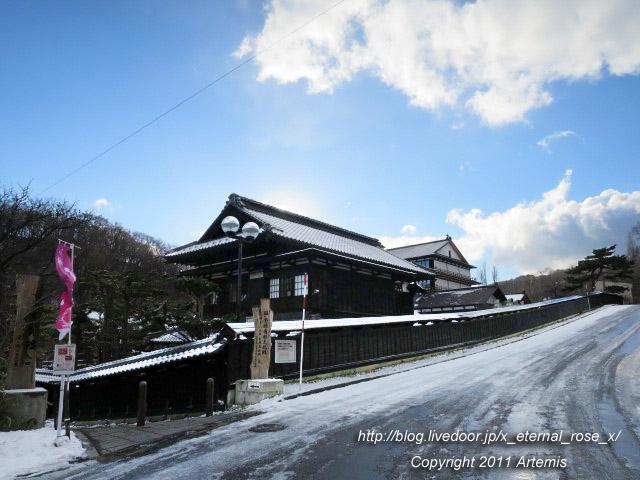 18.11.23.8 小樽貴賓館 旧青山別邸 (3)