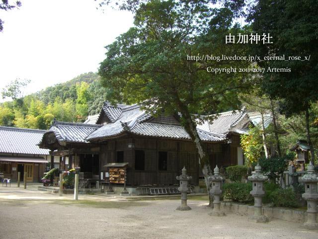 9 由加神社 和気  (46)