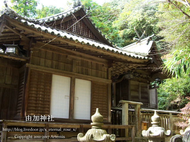 9 由加神社 和気  (43)