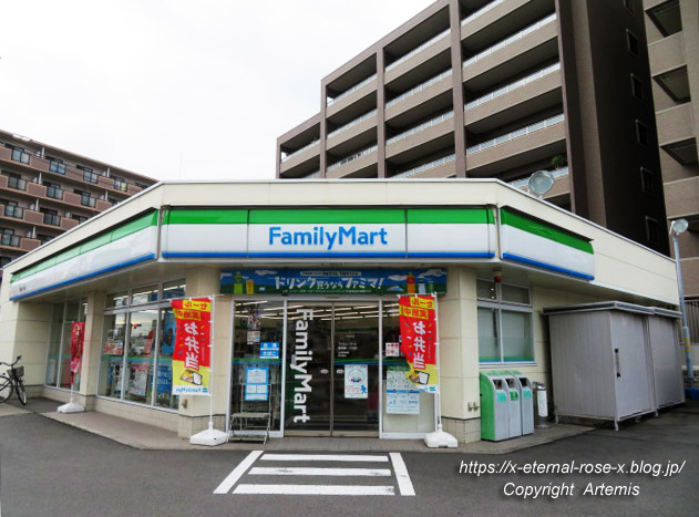 21.6.19 ファミリーマート 原尾島一丁目店  (1)