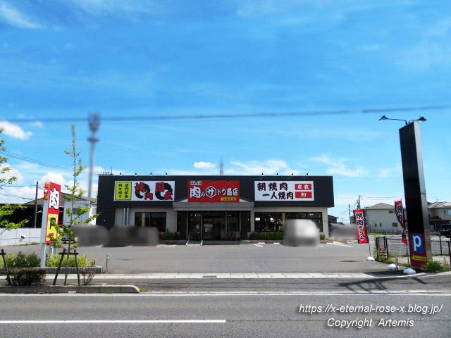 21.7.22 肉のサトウ商店 江崎本店  (1)