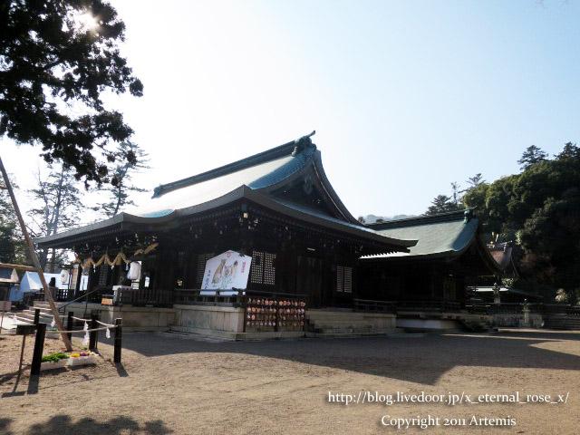 18.1.20 吉備津彦神社  (27)