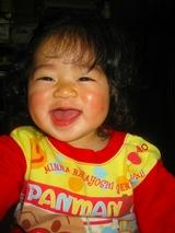 笑顔いっぱい