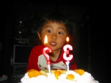 愛琉も誕生日?
