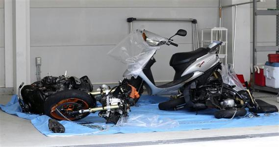 【社会】(奈良バイク事故)死傷の8人は14〜18歳、 大型二輪免許は全員なし、メットは2つだけ、。