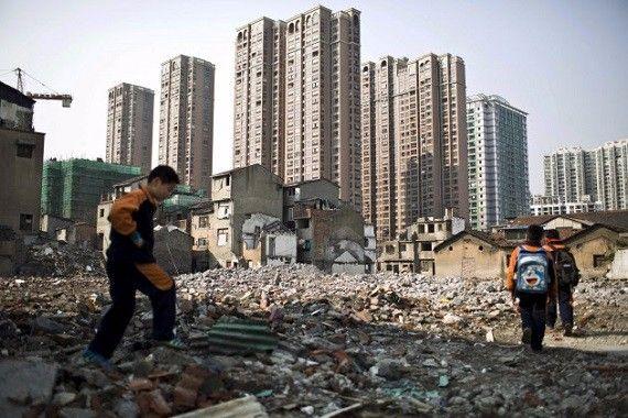 【経済】中国経済がバブル崩壊か!?国家破綻。バブル崩壊隠蔽中、もう外貨準備高が無い!