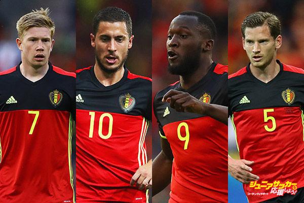 【スポーツ】(W杯)「この最強世代が一番美しい」ベルギー、W杯史上最多タイ記録を作って有終の美