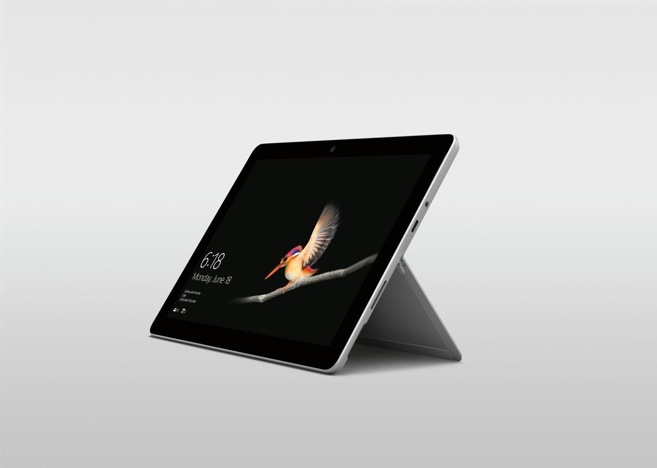 【社会】「Surface Go」登場、399ドルからの10インチWindowsタブレット!