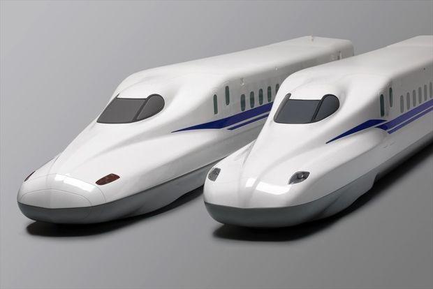 【社会】(JR東海)浜松工場にて、新型新幹線「N700S」を初!一般公開!!楽しみ。。